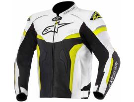 Alpinestars Black/White/Fluro Yellow Celer Jacket- 2015