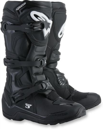 Alpinestars Tech 3 Enduro Black Boots