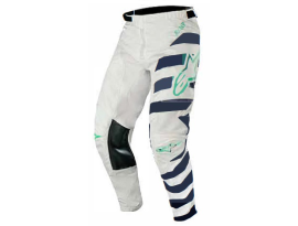 Alpinestars 2019 Racer Braap Cool Gray Dark Navy Teal Pants