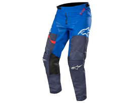 Alpinestars 2019 Racer Flagship Dark Navy Blue Red Pants