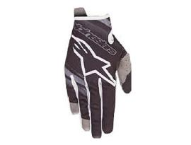 Alpinestars 2019 Radar Black Mid Gray Gloves