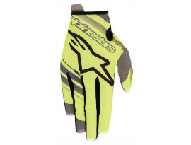 Alpinestars 2019 Radar Yellow Fluro Gray Gloves