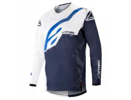Alpinestars 2019 Techstar Factory White Dark Navy Jersey