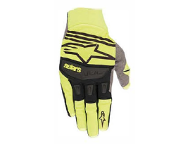 Alpinestars 2019 Techstar Yellow Black Gloves