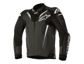 Alpinestars Atem V3 Black Leather Jacket