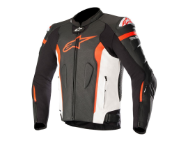 Alpinestars Missile Tech-Air™ Compatible Black Red Jacket