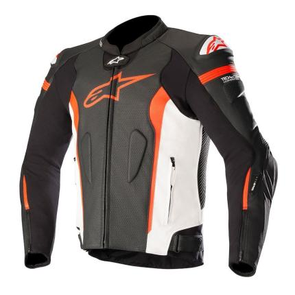 Alpinestars Missile Tech-Air™ Compatible Red Jacket