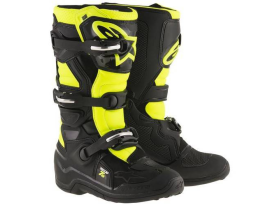 Alpinestars 2017 Tech 7S Black Yellow Boots