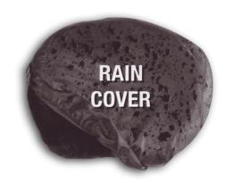 AMS Rain Cover for Comfort-Max Gel Pads- Small