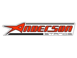 Anderson Stands Stainless Steel Pins