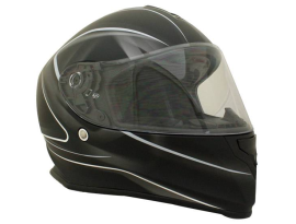 Scorpion Apache Matte Black Grey Helmet