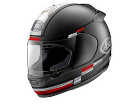 Arai Axces 3 Blaze Black White Helmet