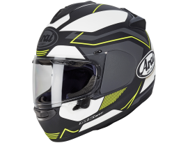 Arai Profile-V Sensation Yellow Helmet