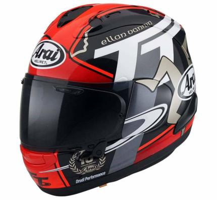 Arai 2018 RX-7V Isle Of Man TT Series