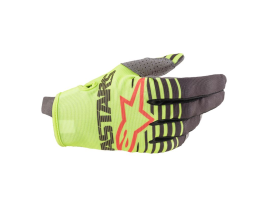 Alpinestars 2020 Radar Yellow and Anthracite Gloves