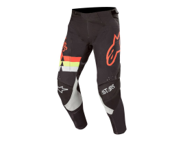 Alpinestars 2020 Techstar Venom Black Red and Yellow Pants