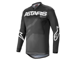 Alpinestars 2021 Racer Braap Black Grey White Jersey