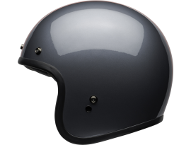 Bell 2020 Custom 500 Rally Grey and Red Helmet