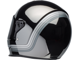 Bell Eliminator Spectrum Chrome Helmet