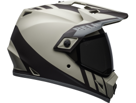 Bell 2020 MX-9 Adventure Mips Dash Sand Brown Grey Helmet