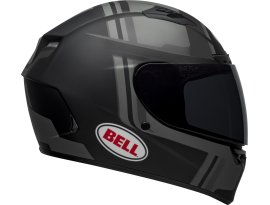 Bell 2020 Qualifier DLX MIPS Torque Matte Black and Grey Helmet