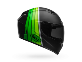 Bell Qualifier DLX MIPS Illusion Black/Green Helmet