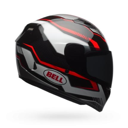 Bell Qualifier Torque Black Red Helmet