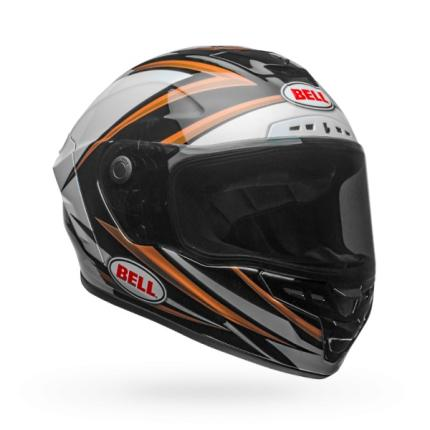 Bell Star MIPS Torsion Copper White Black Motorcycle Helmet