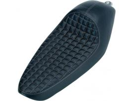 Biltwell Cafe Seat Checkerboard