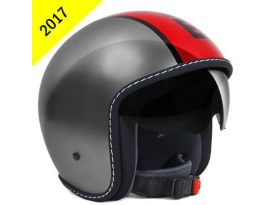 MOMO Blade Metal Red Helmet