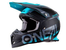 Oneal 2018 5 Series Blocker Black Teal Helmet
