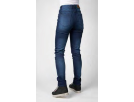 Bull-It Ladies Straight Tactical Horizon Regular Blue Jeans