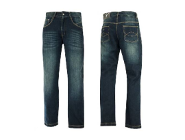 Bull-It SR6 Vintage Long Blue Mens Jeans
