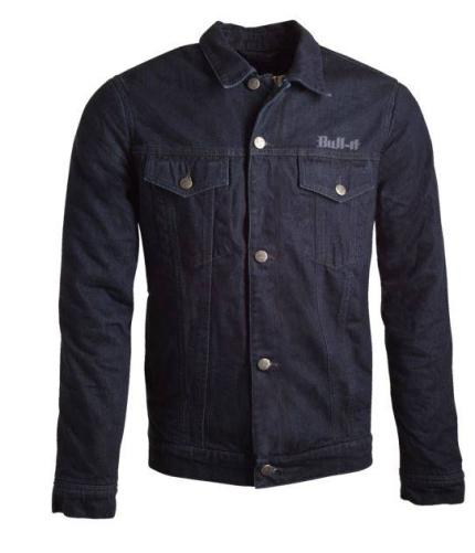 Bull-it Mens Tracker 17 Dark Blue Jacket