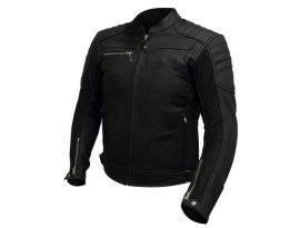 Rjays Burly Jacket - Black