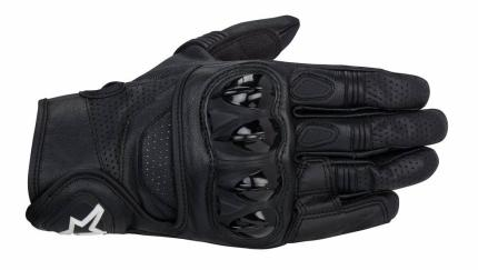 Alpinestars Celer Black Leather Glove