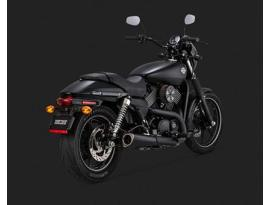 Vance & Hines Competition Slip-On Black