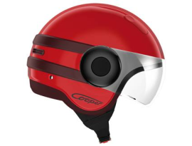Roof Cooper Mono Red Helmet