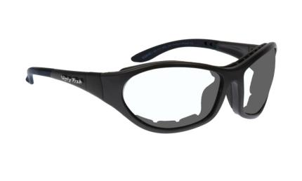 Ugly Fish Cruize Goggles - Matte Black Clear