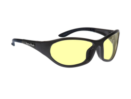 Ugly Fish Cruize Goggles - Matte Black Yellow