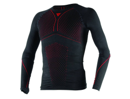Dainese D-Core Thermo Tee Black and Red