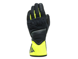 Dainese Nembo Gore-Tex Black Fluro Yellow Gloves