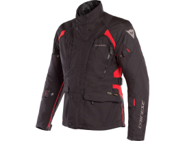 Dainese X-Tourer D-Dry Black Tour Red Jacket