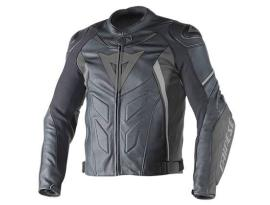 Dainese Avro D1 Pelle Nero Anthracite Jacket