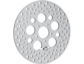 Zodiac Drilled Disc Rotor 10inch C/Sunk
