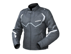 Dririder Climate Control Pro 4 Jacket Black White - Ladies
