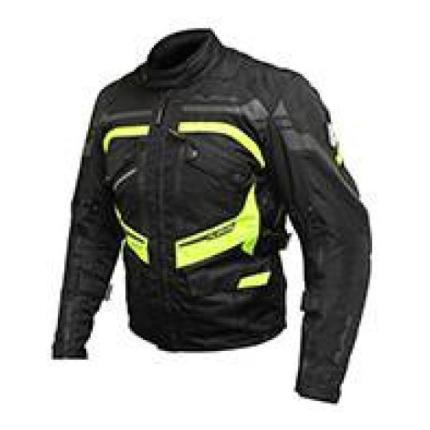 Rjays Dune Jacket Black/Yellow
