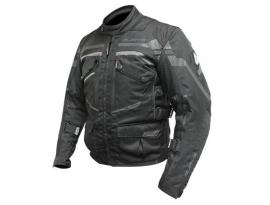 Rjays Dune Jacket Black/Grey