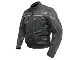 Rjays Dune Jacket Lady Black/Grey