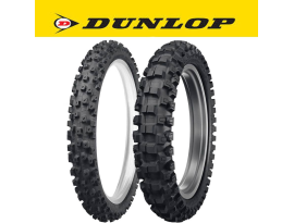 Dunlop Geomax MX52 Tyres